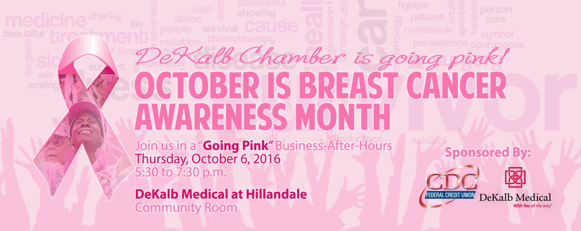 Going Pink Business After Hours