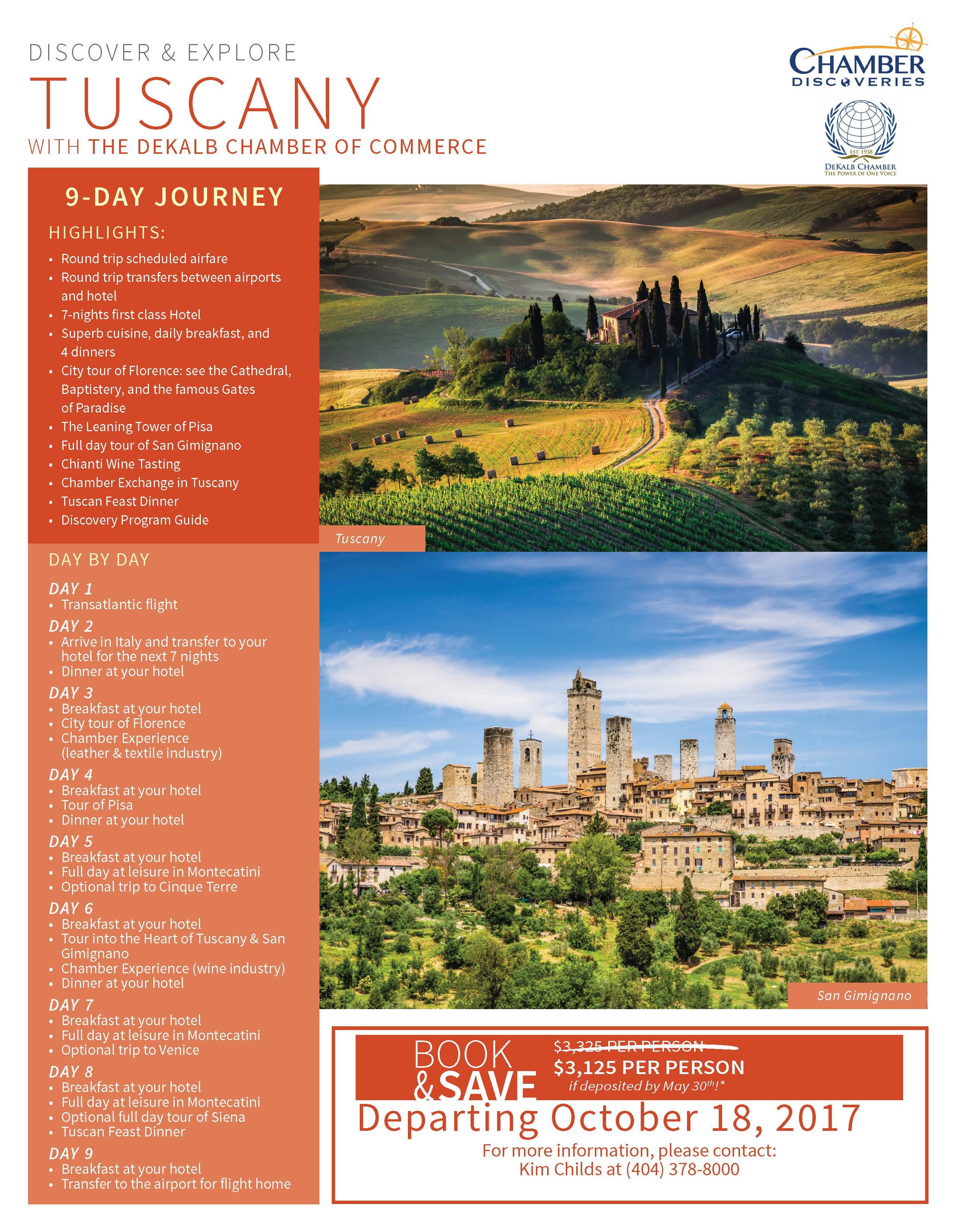 cd tuscany quick flyer dekalb 2017 dekalb chamber of commerce